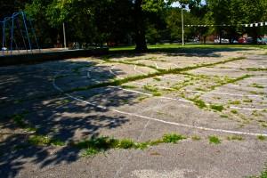 Labyrinth in Nichols Park